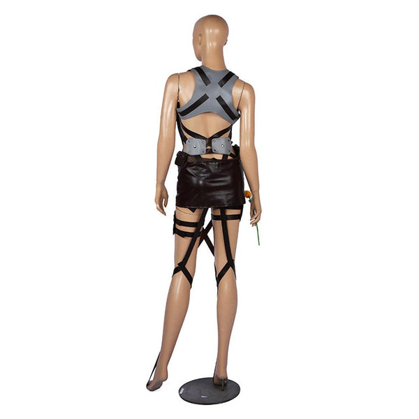 Attack on Titan Shingeki no Kyojin Belts and Harness Cosplay Straps