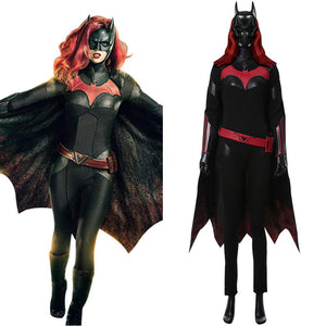 DC Batwoman Kate Kane Cosplay Costume