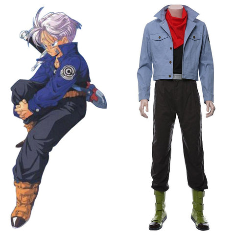 DRAGON BALLZ Torankusu Cosplay Costume