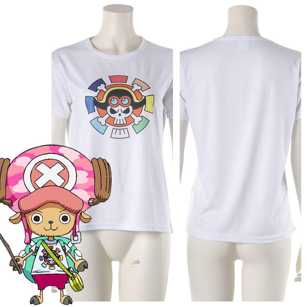 2019 One Piece STAMPEDE Chopper T-shirt