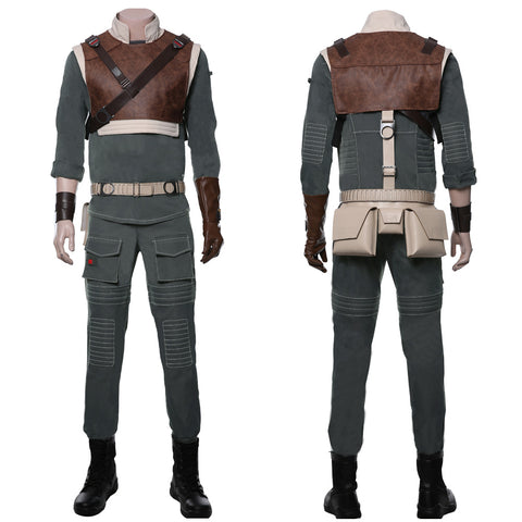 Star Wars Jedi: Fallen Order Suit Cosplay Costume