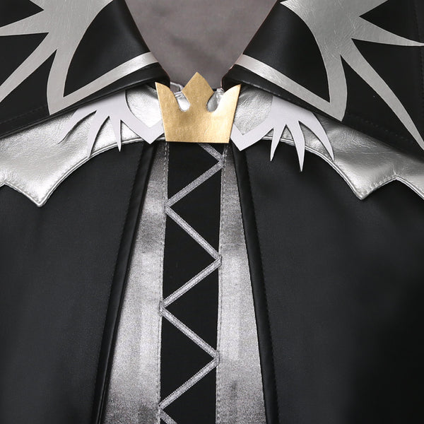 Sora Halloween Kingdom Hearts Skin Vampire Uniform Cosplay Costume