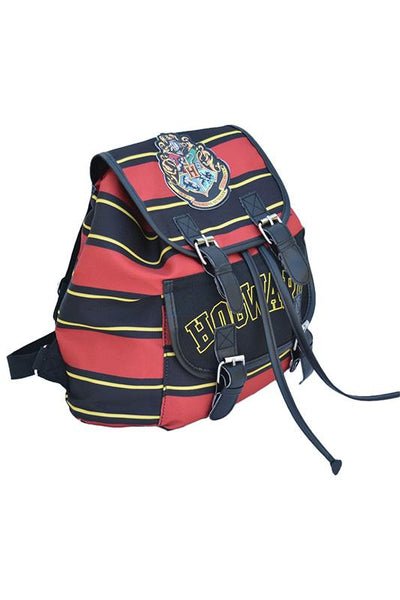 Teen School Bag Harry Potter Hogwarts Canvas Backpack 32*31*21