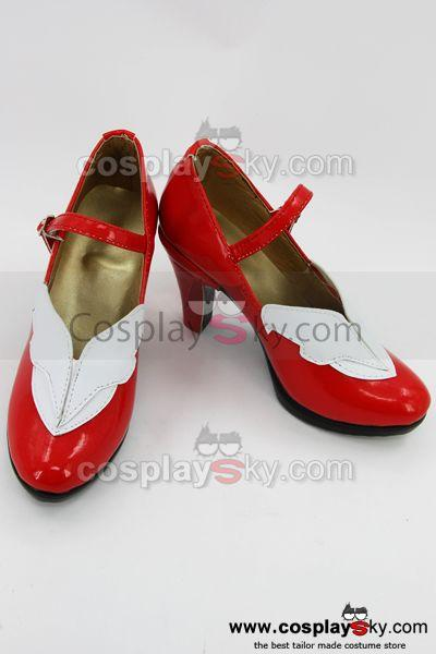 Problem Children are Coming from Another World Black Rabbit Cosplay Shoes