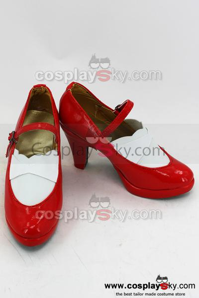 Problem Children are Coming from Another World Kud? Asuka Cosplay Shoes