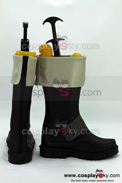 Sword Art Online Kirito Kazuto Kirigaya Cosplay Boots Shoes Custom Made