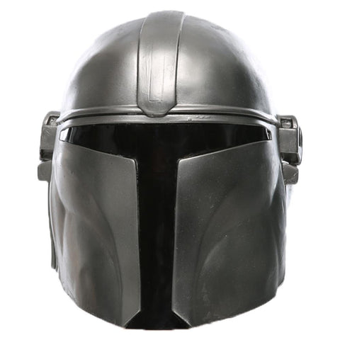 The Mandalorian TV Mandalorian Latex Helmet Cosplay Accessories