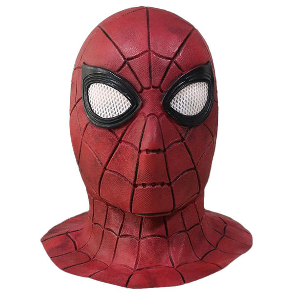 Spider-Man: Far From Home Latex Mask Props Cosplay