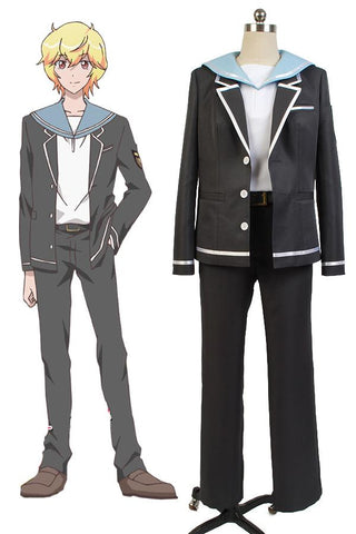 Cute High Earth Defense Club LOVE! Defense Club Yumoto Hakone Grade One Uniform Cosplay Costume