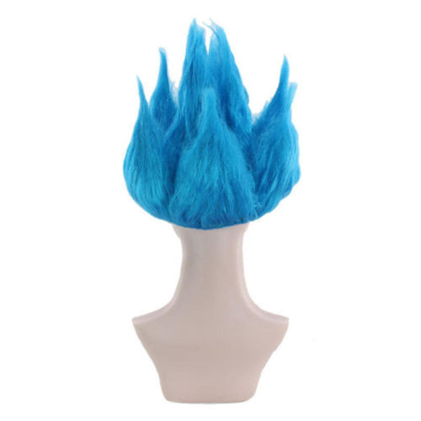 Dragon Ball Z Son Goku Cosplay Wig Three Color