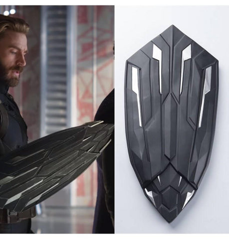 Avengers 3 : Infinity War Captain America Shield Cosplay Props Accessories