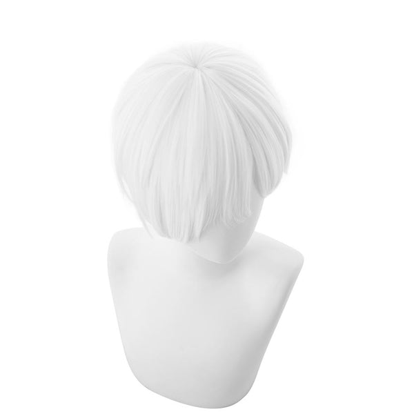 Cells at Work! White blood cell Neutrophil Cosplay Wig