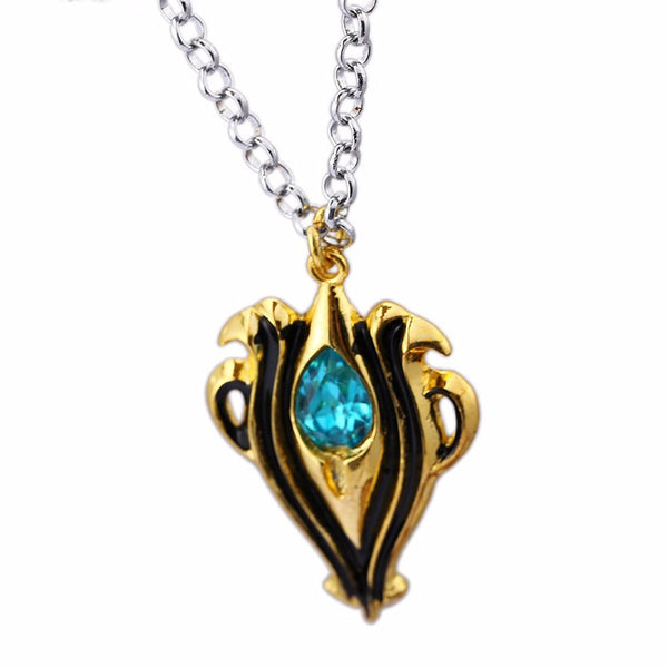 Fire Emblem Classic Diamond Necklace Pendant Cosplay Accessories