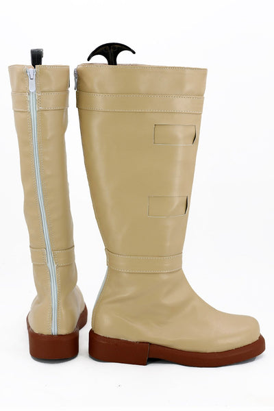 Star Wars Padmé Amidala Boots Cosplay Shoes