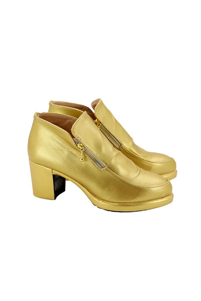 JoJo's Bizarre Adventure?Golden Wind Bruno Bucciarati Cosplay Shoes Custom Made