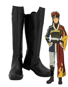 Sword Art Online Ryotaro Tsuboi Cosplay Shoess