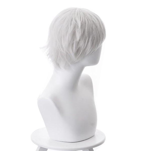 The Promised Neverland Norman Silver-gray Wig