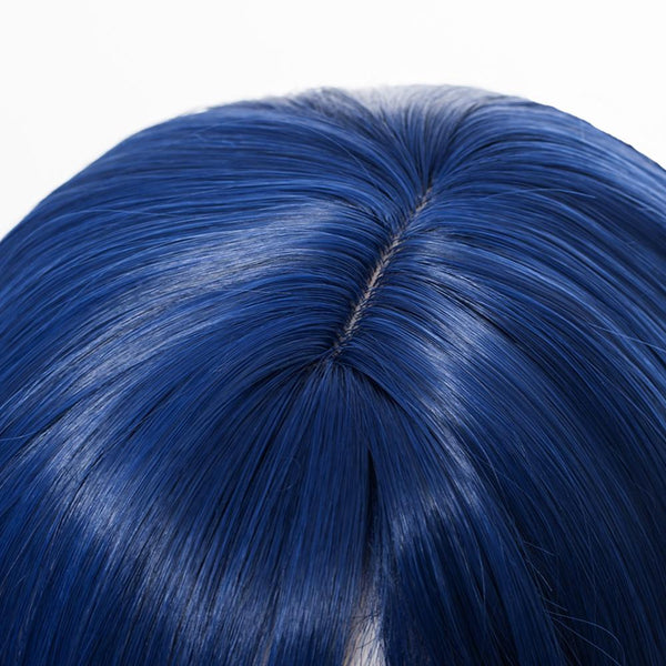 DARLING in the FRANXX 015 ICHIGO cosplay wig short blue