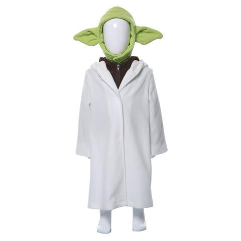 Star Wars The Mandalorian Yoda Baby Cosplay Costume For Adult