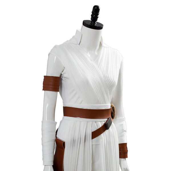 Star Wars 9 The Rise of Skywalker Rey Cosplay Costume