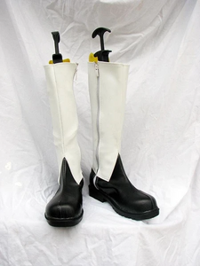 Black Butler Ciel Cosplay Boots White