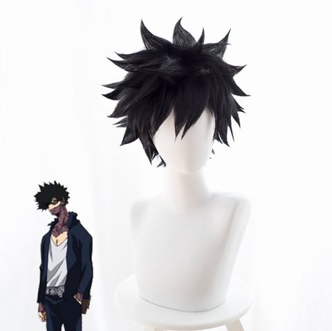 My Hero Academia Boku no Hero Dabi Cosplay Wig