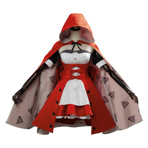 Fate/Grand Orde Marie Antoinette Fourth Anniversary Cosplay Costume