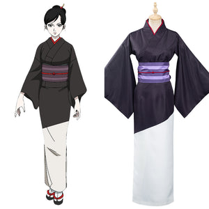 The Princess Of Snow And Blood Halloween Carnival Suit Yukimura Sawa Cosplay Costume Outfits