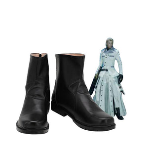 Final Fantasy VII Remake Rufus Shinra Cosplay Boots Shoes
