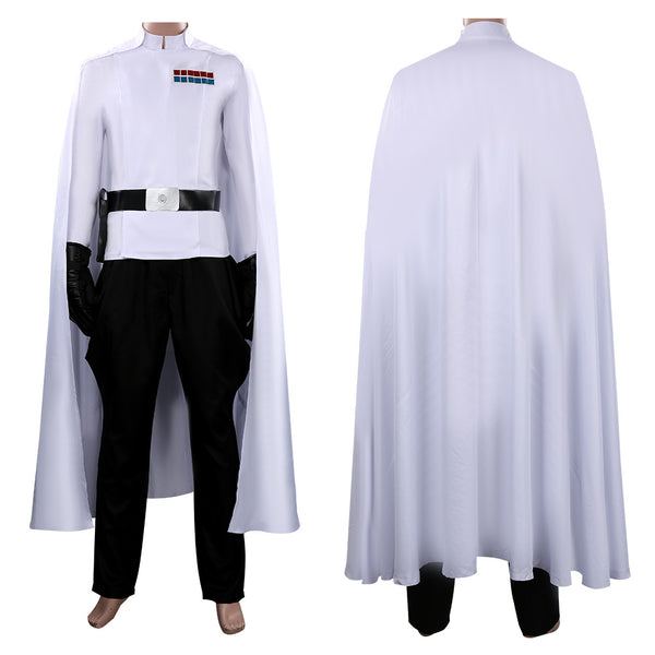 Star Wars ·White Battle Suit Cosplay Costume Outfits Halloween Carnival Suit