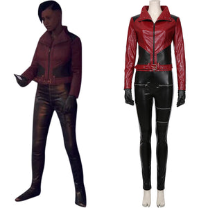 Naomi Watch Dogs: Legion Uniform Cosplay Costume