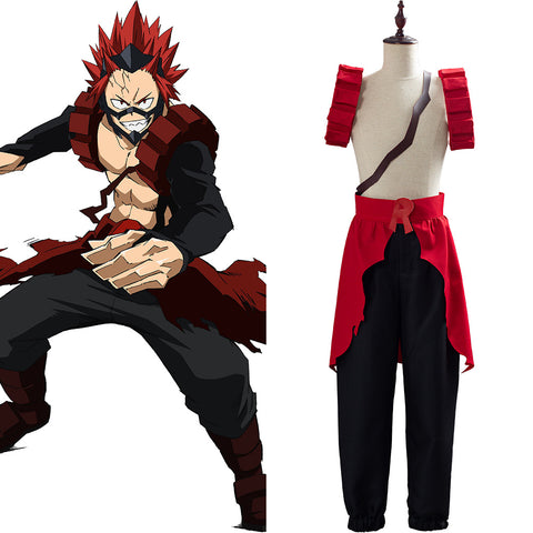 Boku no My Hero Academia Kirishima Eijiro Season 4 Cosplay Costume