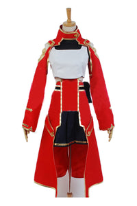 Sword Art Online Silica Keiko Ayano Battle Suit Uniform Costume Cosplay