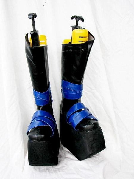 Chinese Paladin 3 Jingtian Cosplay Boots Custom Made