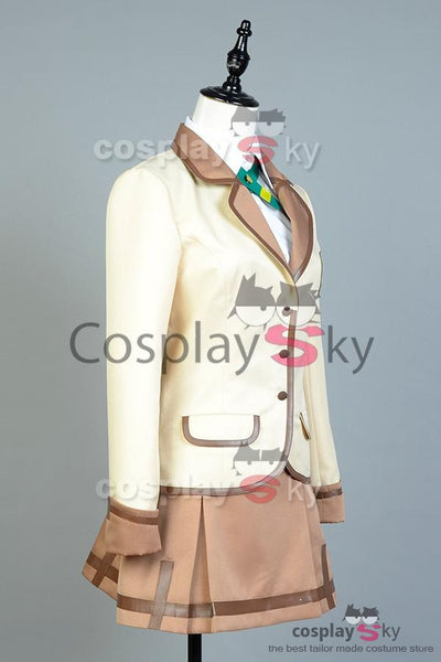 Active Raid Hinata Yamabuki Uniform Cosplay Costume