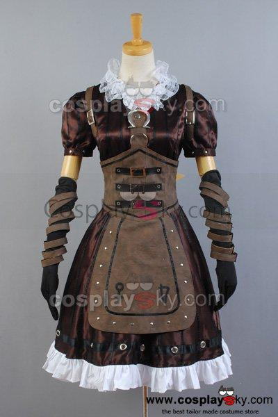 Alice Madness Returns Alice Stream Cosplay Costume