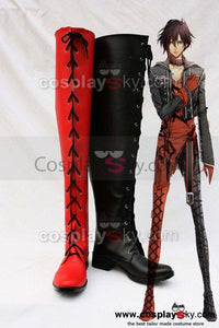 Amnesia: The Dark Descent Cosplay Boots Shoes