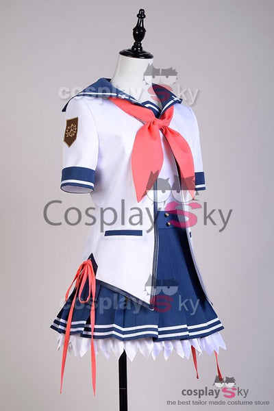 Ao no Kanata no Four Rhythm Uniform Cosplay Costume