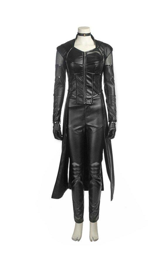 Arrow Season 5 Black Canary Laurel Lance Outfit Cosplay Costume