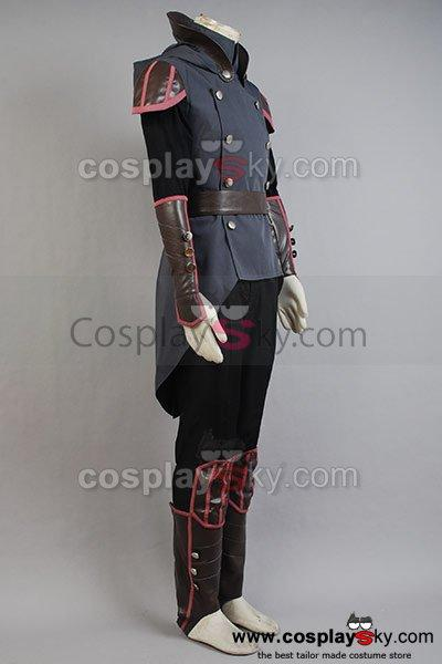 Avatar Legend of Korra Amon Cosplay Costume