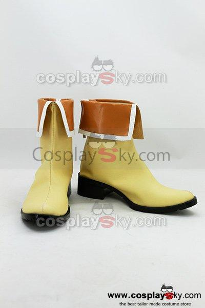 Beyond the Boundary Ai Shind? Cosplay Boots Shoes