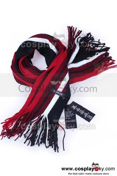 Beyond the Boundary Hiroomi Nase Scarf Cosplay Accessory