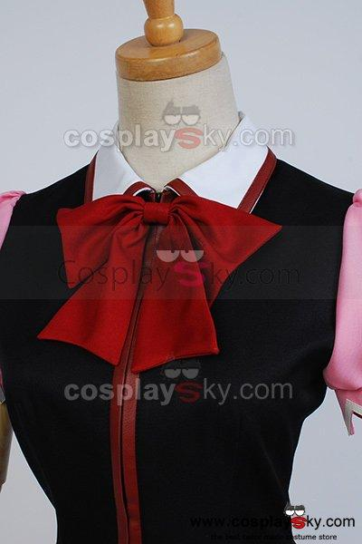 Beyond the Boundary Mirai Kuriyama Cosplay Costume New
