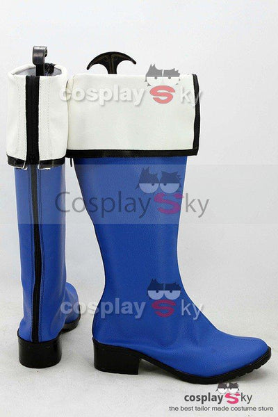 Beyond the Boundary Mitsuki Nase Boots Cosplay Shoes