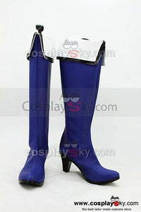 Beyond the Boundary Mitsuki Nase Cosplay Boots Shoes