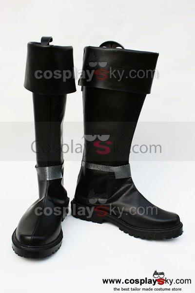 BlackPrince-Unlight Grunwald Cosplay Shoes Boots