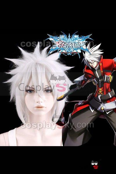 BlazBlue: Calamity Trigger Ragna the Bloodedge Cosplay Wig