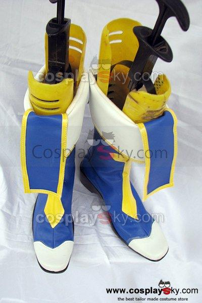 Blazblue Noel Vermillion Cosplay Boots Shoes
