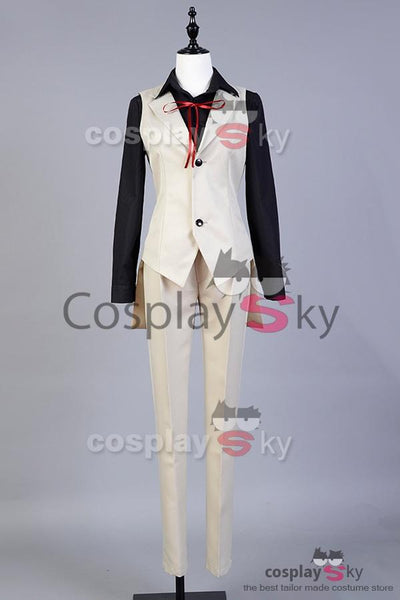 Bung? Stray Dogs Kunikida Doppo Cosplay Costume