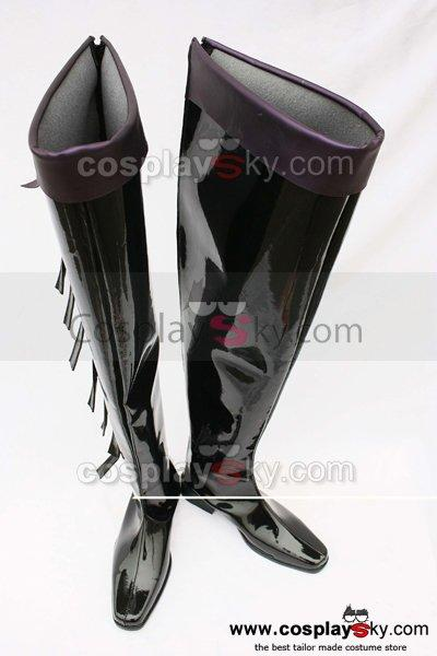 Castlevania Isaac Cosplay Boots Shoes